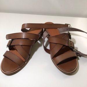 Anthropologie Schuler& Sons Durmitor sandal